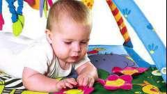 Дитячі розвиваючі килимки tiny love: описание популярних моделей
