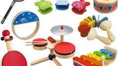 Дитячий інструмент музичний - музичні іграшки для малюків