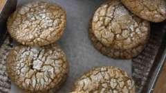Дієтичне печиво без маргарину і масла