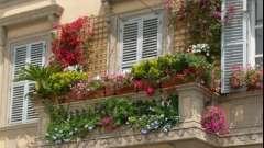 Дизайн балкона - великі можливості на маленькому просторі