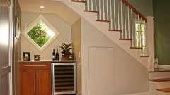 Дизайн сходів в приватному будинку: особливості вибору