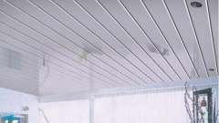 Довговічні стелі рейкові алюмінієві