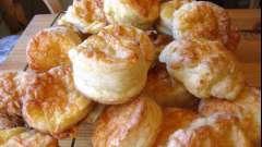 Домашнє печиво «трояндочка». Рецепти