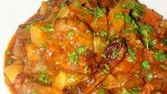 Домляма: рецепт приготування ситного страви