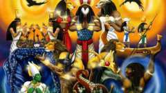 Стародавня міфологія єгипту: особливості, боги, міфи