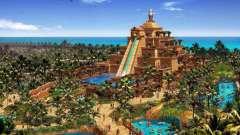 """Дубай, аквапарк """"атлантіс"""": фото і опис"""