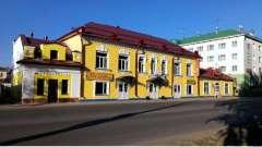 «Двіна» - найпопулярніша готель в городе великий устюг, а такоже інші готелі резіденції діда мороза