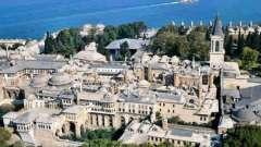 Палац топкапи в стамбулі - найбільший палац в світі