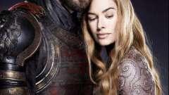 """Джеймі і серсея ланністер: історія одного кохання в """"грі престолів"""""""