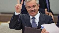Євген савченко: губернатор бєлгородської області