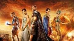 """Фільм """"боги єгипту"""": актори і ролі, сюжет"""
