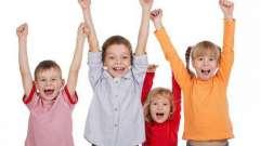 """Фізичні вправи в телепередачі """"стриб-скок команда"""" сприяють активному розвитку дитини"""