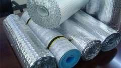 Фольгований утеплювач для стін: технічні характеристики і відгуки