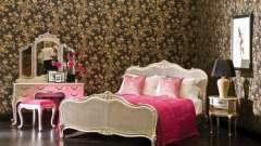 Французькі спальні: красиві ідеї