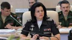 Генерал армії шевцова татьяна викторовна: фото, біографія, сім`я, контакти, нагороди