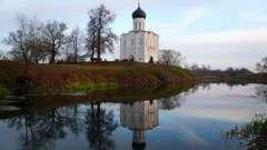 Головні пам`ятки росії. Екскурсії по россии