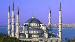 Блакитна мечеть - історія і цікаві факти