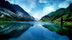 Блакитні озера казахстана - родзинка краю