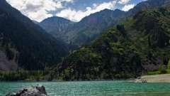 Блакитні озера казахстана - незабутні місця республіки!