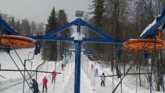 """Гірськолижний курорт """"лоза"""" - прекрасний зимовий відпочинок недалеко від мегаполісу"""