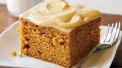 Грильяжний торт - рецепт смачного десерту