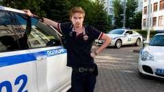 Гриша ізмайлов - персонаж серіалу «поліцейський з рубльовки». Біографія актора