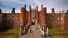 Хемптон-корт (hampton court). Палацово-парковий ансамбль у лондоні