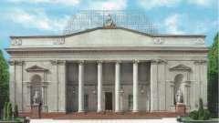 Художній музей мінська: описание, виставки