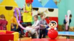 Іграшки неваляшки - символ дитинства