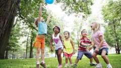 Ігри на вулиці для дітей і підлітків