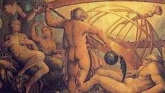 Імена богів давньої греції - будемо знайомі!