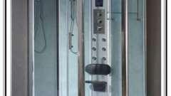 Інструкція по збірці душової кабіни