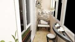 Інтер`єр балкона: ідеї та поради