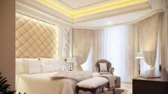 Інтер`єр спальні в сучасному стилі