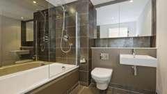 Інтер`єр ванніх кімнат, сполучення з туалетом: поради з облаштування та оформлення