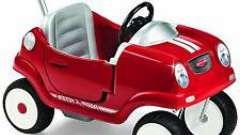 Цікава іграшка для дитини - каталка дитяча