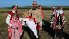 Цікаві традиції білоруського народу