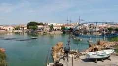 Іспанія, парк порт авентура. Port aventura park. Парк розваг порт авентура