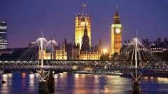 Історія лондона: опис, цікаві факти і пам`ятки