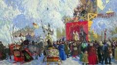 Історія масниці на руси