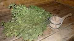 З яких рослин і як заготовити віники для лазні?