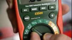 Вимірювальні кліщі: види, призначення. Електровимірювальні прилади