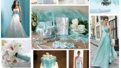 Вишукана весілля в стилі тіффані: рекомендації з оформлення