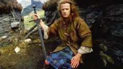 Епопея «горець»: актор, який зіграв коннора маклауда, і його біографія. Список фільмів франшизи