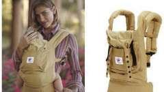 Ерго-рюкзак для новонароджених: огляд, характеристики, опис, інструкція, види та відгуки