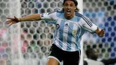 Ернан креспо: все найцікавіше про талановитого і легендарному аргентинському футболістові