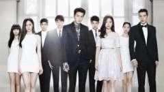 """Південнокорейська дорама """"спадкоємці"""": актори и роли, сюжет"""