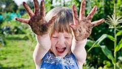 Як беруть мазок на ентеробіоз у дітей?