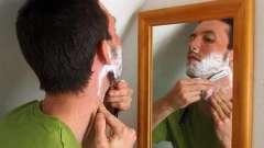 Як голитися небезпечною бритвою безпечно?