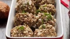 Як готувати м`ясні «їжачки»?